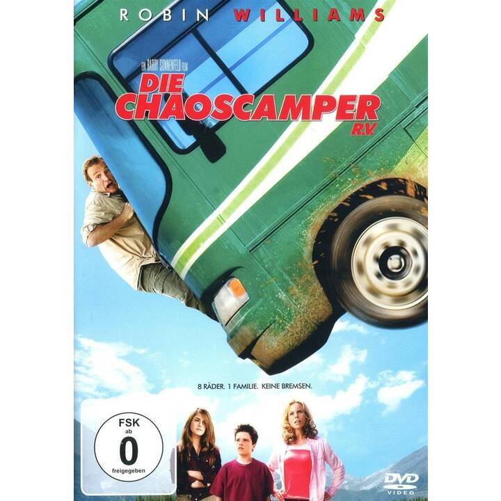 Die Chaoscamper - R.V. (EN, DE)
