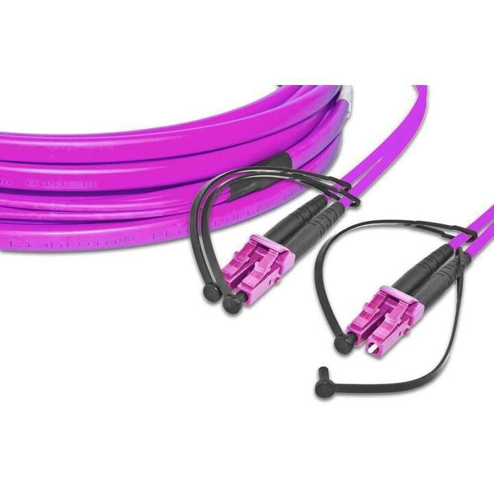 LIGHTWIN Câble réseau (LC Multi-Mode, 10 m)