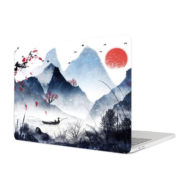"EG MTT Housse pour Macbook Pro 13"" Touchbar (2016 - 2018) - Peinture"