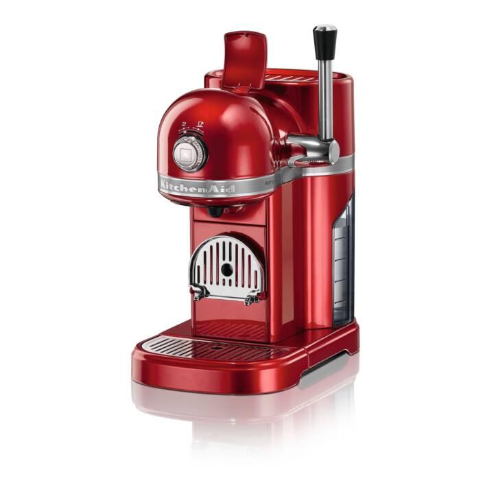 KITCHENAID Artisan 5KES0503SER/8 (Nespresso, Rouge)