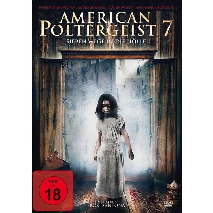 American Poltergeist 7 - Sieben Wege in die Hölle (DE, EN)