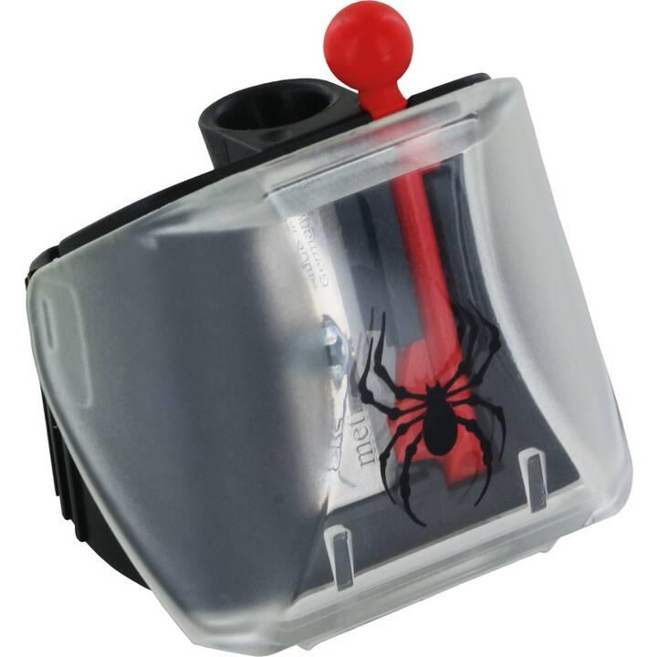 KUM Dosenspitzer Black Widow (Schwarz)