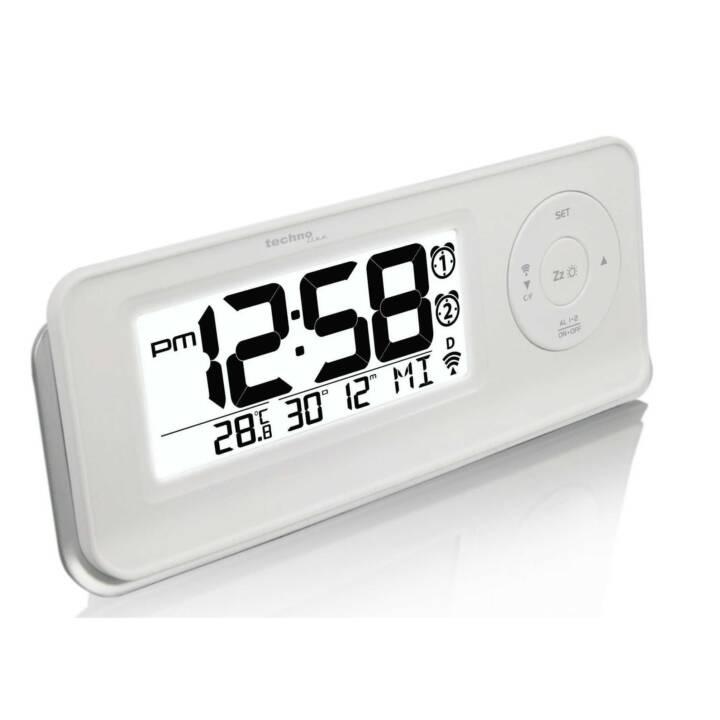 TECHNOLINE WT 498 Weiss Digitale Wetterstation