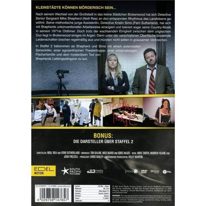 Brokenwood - Mord in Neuseeland Staffel 2 (DE, EN)