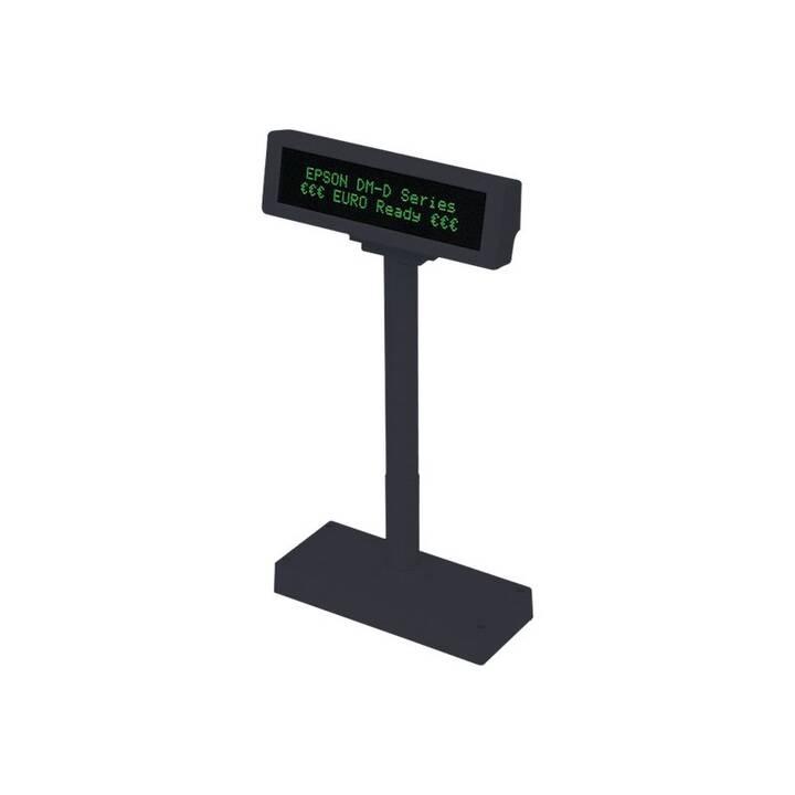 EPSON DM-D210BA Customer Display Accessoires pour caisse (Gris foncé)