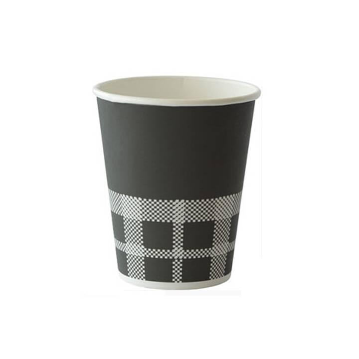 DUNI Tasse à boire jetable (240 ml, 40 x)