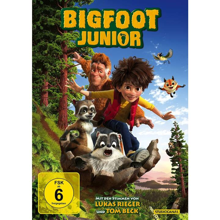 Bigfoot Junior (Version D)