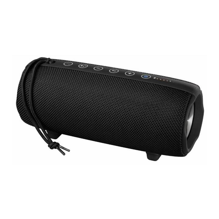 INTERTRONIC Bluetooth Speaker BLT-45 (Bluetooth, Nero)
