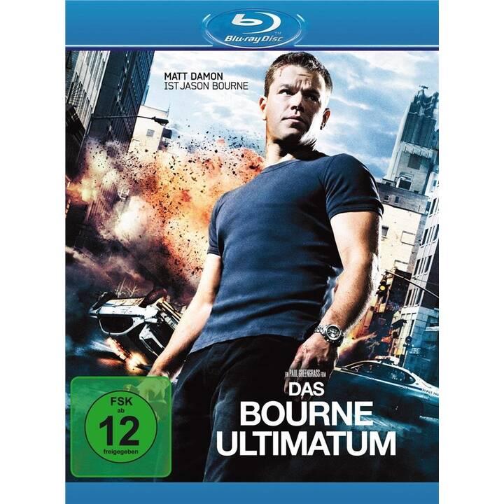 Das Bourne Ultimatum (IT, JA, DE, EN, FR)