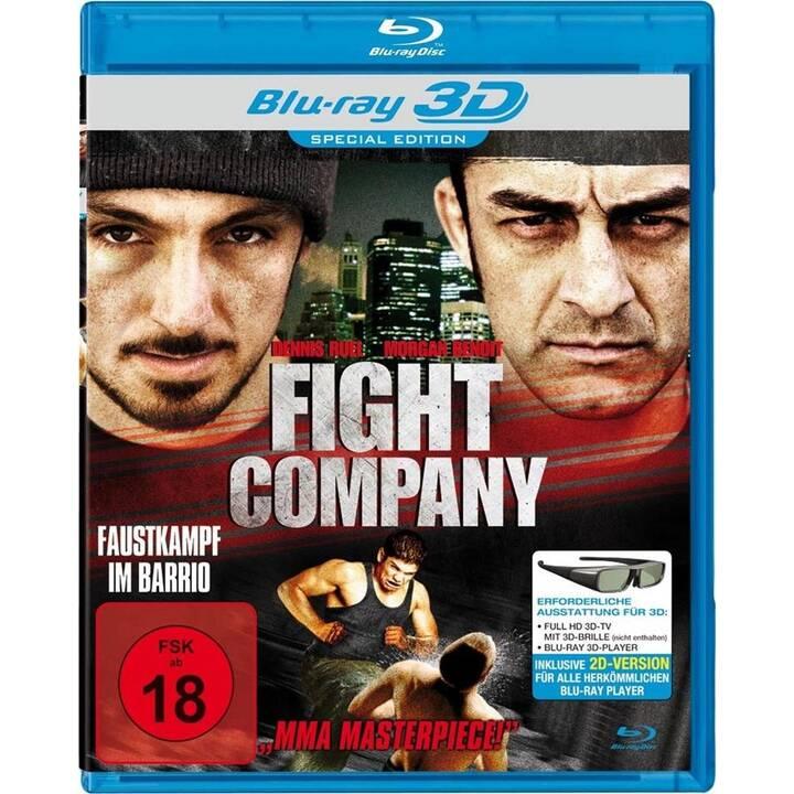 Fight Company - Faustkampf im Barrio (EN, DE)