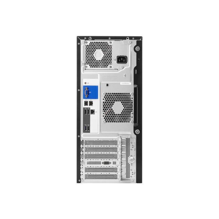 HP(E) ProLiant ML110 G10 (Intel Xeon Silver, 16 GB, 2.1 GHz)