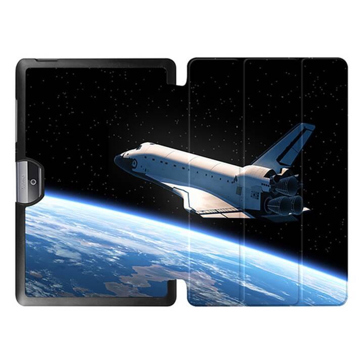 "EG MTT Tablet bag con coperchio pieghevole per Acer Iconia Tab 10 10.1"" - Astronave"
