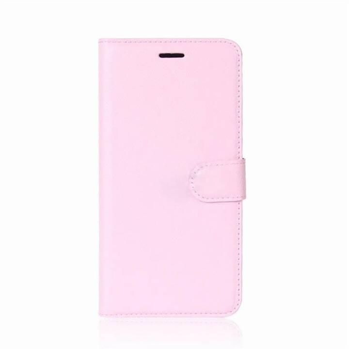 EG Mornrise Wallet Case für Huawei P20 Lite - Pink
