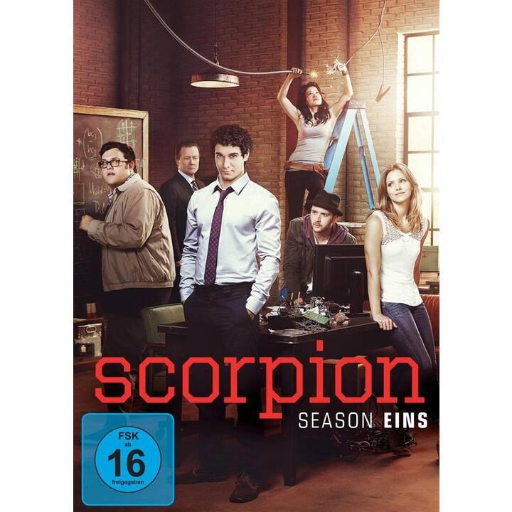 Scorpion Staffel 1 (DE, EN, FR)