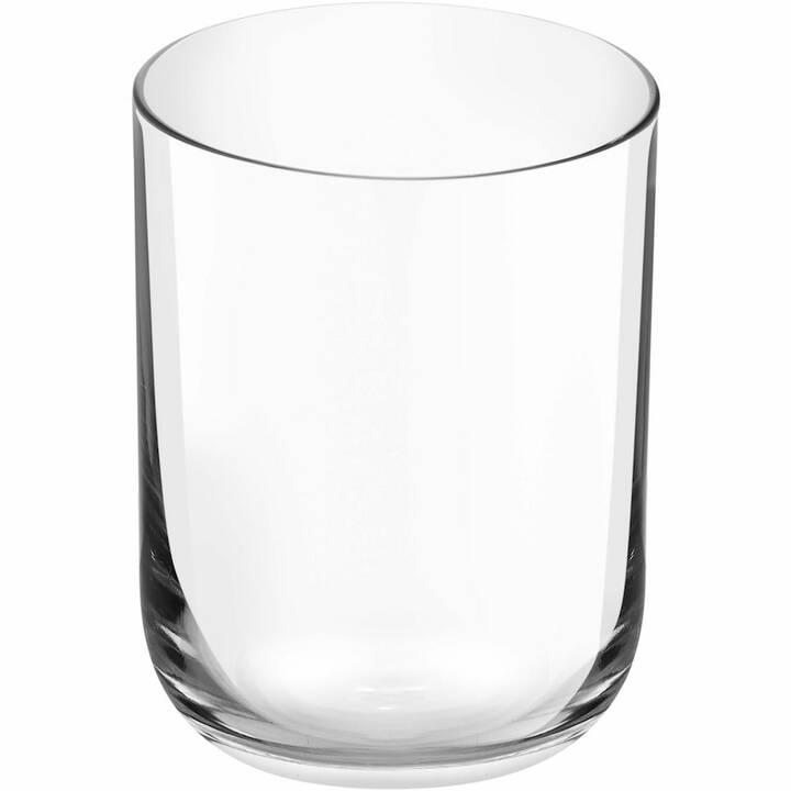 LIVIQUE Wasserglas Jewel (0.35 l, 1 Stück)