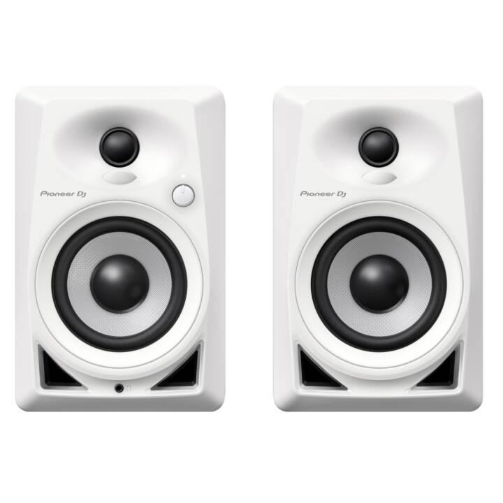 PIONEER DM-40 (42 W, Haut-parleurs du moniteur, Blanc)