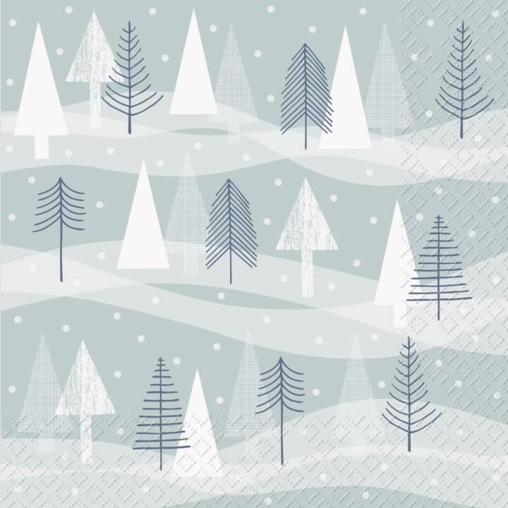 STEWO Gian Weihnachtsservietten (33 x 33 cm)