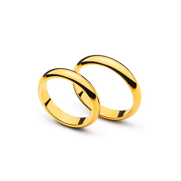 MUAU Ehering (Gelbgold 750, 63)