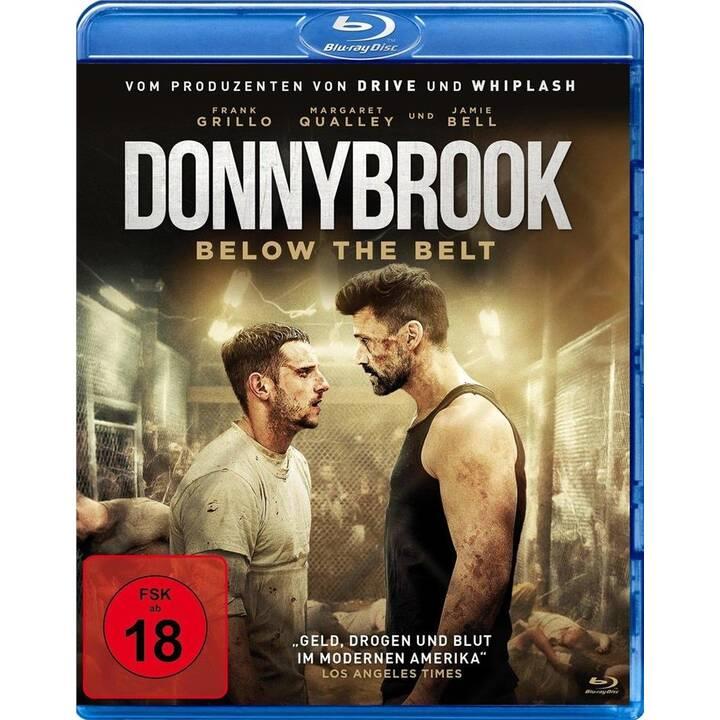 Donnybrook - Below the Belt (DE, EN)