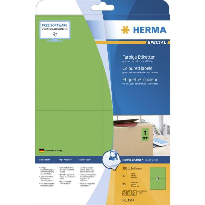HERMA SPECIAL Etichette (A4, 20 pezzo)