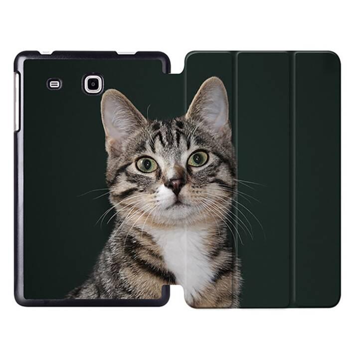 """EG MTT Sacoche à comprimés avec housse pliable Smart pour Samsung Galaxy Tab A6 7"""" Tablet - Cat"""