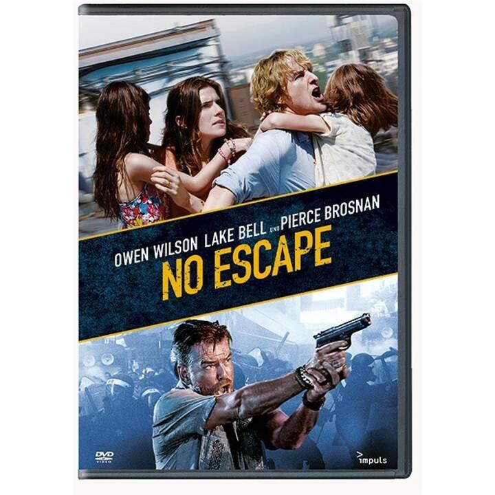 No Escape (DE, EN)