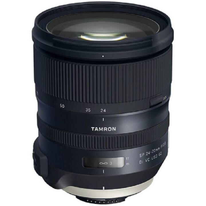 TAMRON AF SP 24-70 mm f/2.8 Di VC USD G2
