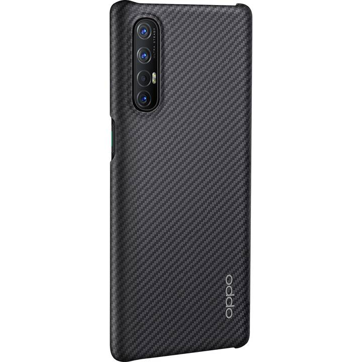 OPPO Backcover Protective Case (Find X2 Neo, Nero)