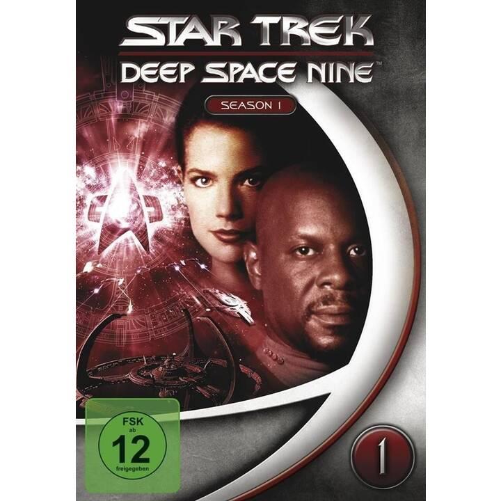 Star Trek - Deep Space Nine Staffel 1 (IT, ES, DE, EN, FR)