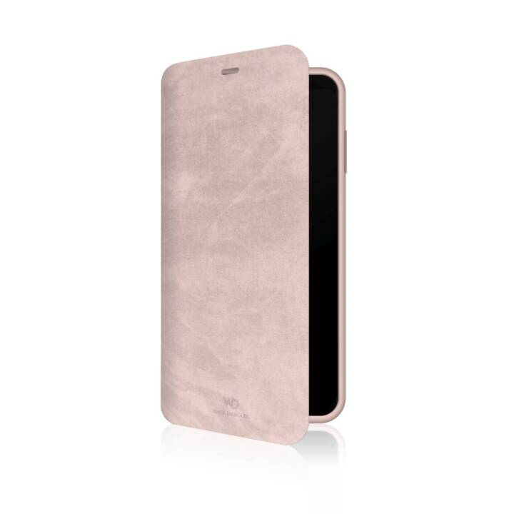 WHITE DIAMONDS Flipcover Promise (Samsung Galaxy S9, Coral)