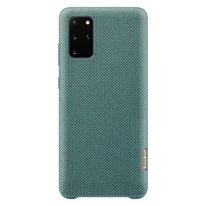 SAMSUNG Backcover Kvadrat  (Galaxy S20+, Verde)