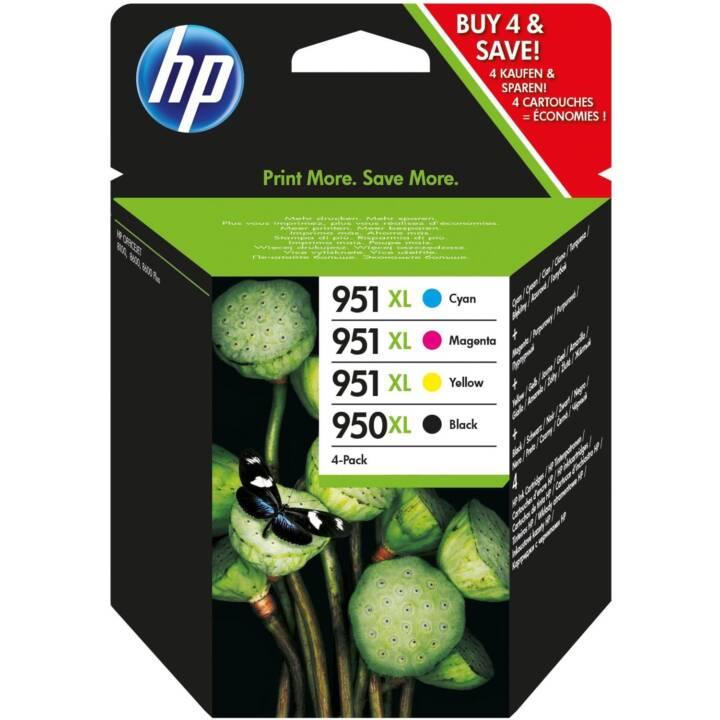 HP 950XL/951XL Combo Pack HP 950XL/951XL