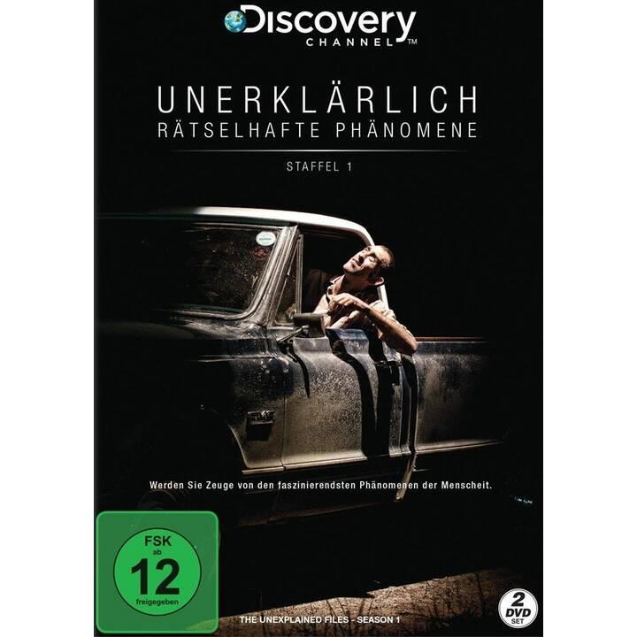 Unerklärlich - Rätselhafte Phänomene Saison 1 (DE)