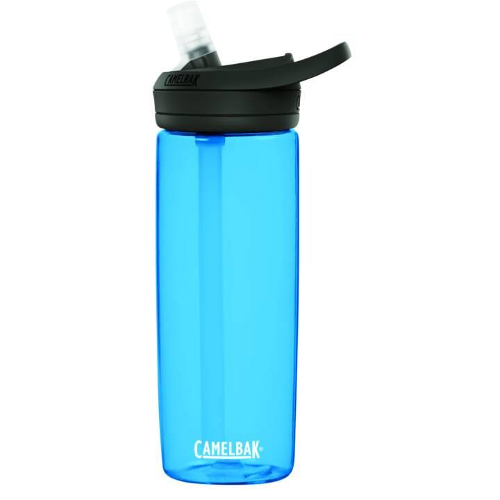 CAMELBAK Borraccia Eddy+ Bottle (Nero, Blu, 600 ml)