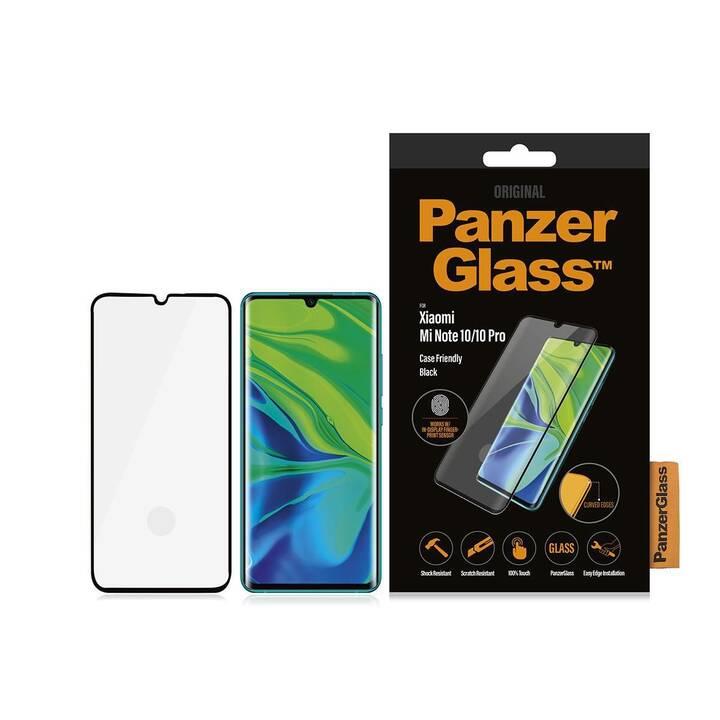 PANZERGLASS Vetro protettivo da schermo (Chiara, Mi Note 10, Mi Note 10 Pro)