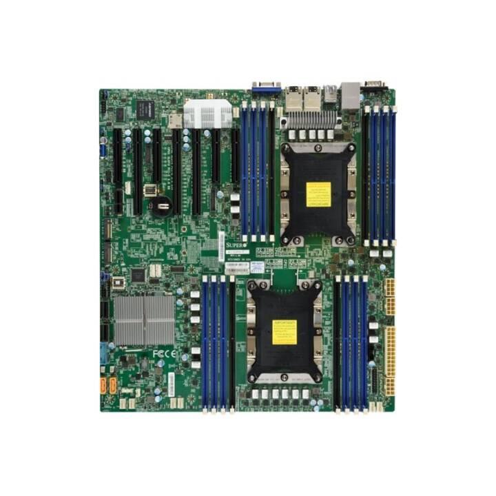 SUPERMICRO X11DPH-I (P, Intel C621, EXtended ATX)