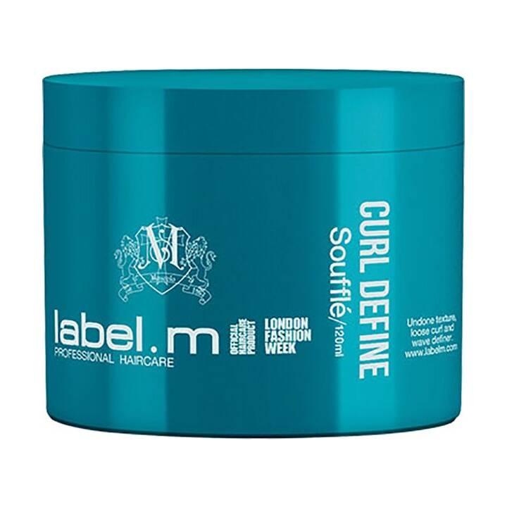 LABEL.M Crème coiffante Curl Define Soufflé (120 ml)