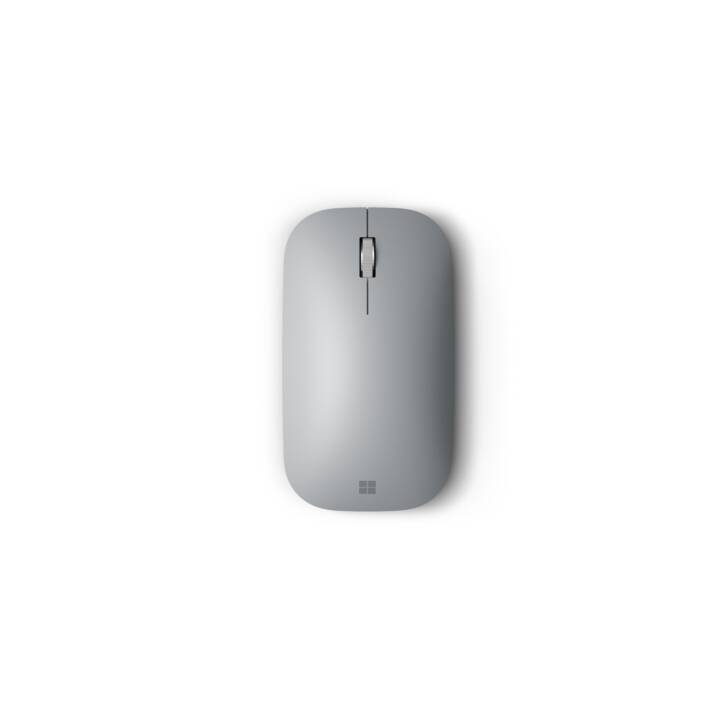 MICROSOFT Surface Mobile Mouse - Mouse - Mouse - Bluetooth 4.2 - Platino