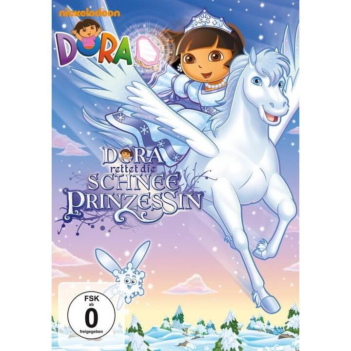 Dora - Dora rettet die Schneeprinzessin (IT, EN, DE, ES)