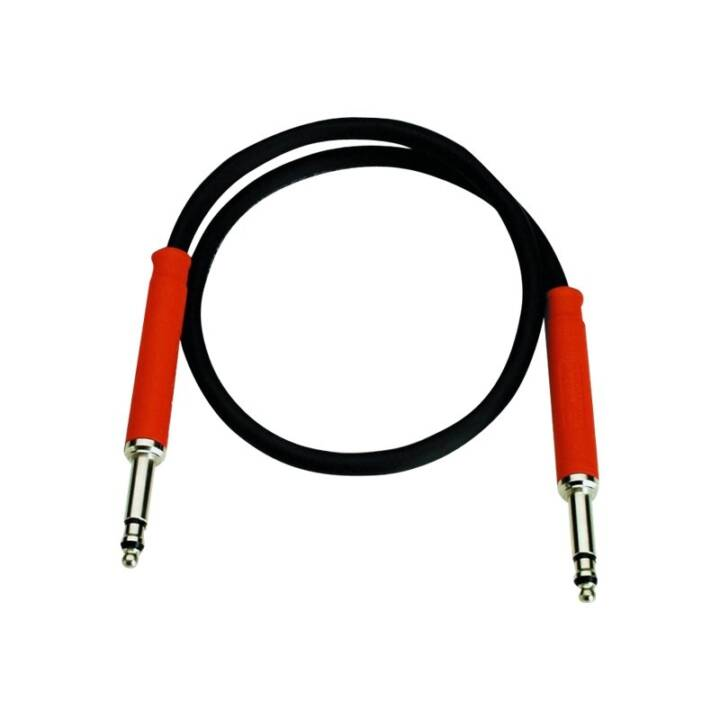 CONTRIK Coloured Patch Cables Audiokabel 60 cm