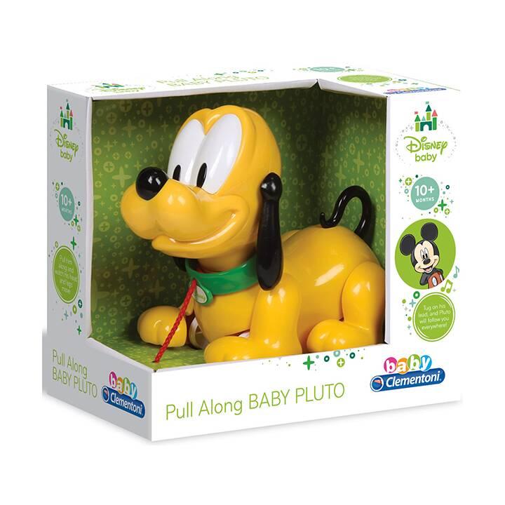 CLEMENTONI Giocattoli da tirare Baby Pluto