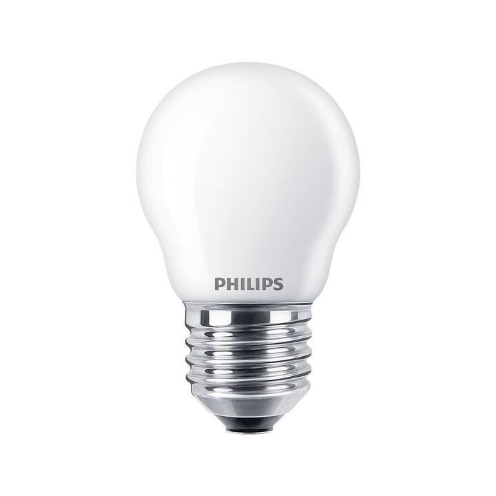 PHILIPS Classic LEDCandle Lampe (LED, E27, 2.2 W)
