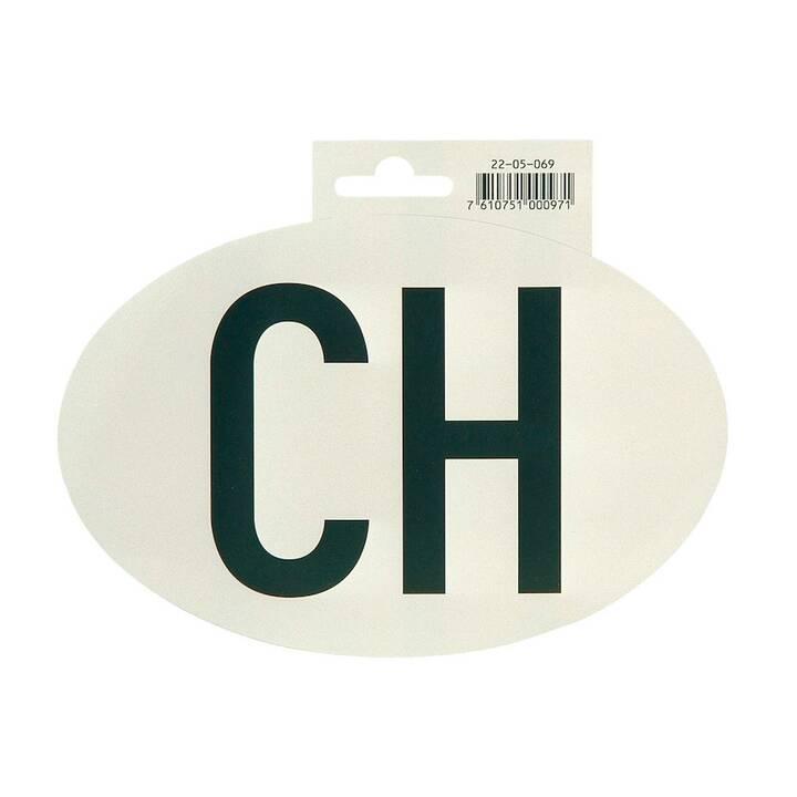 PVC-Hoheitszeichen Vinyl, weiss glänzend