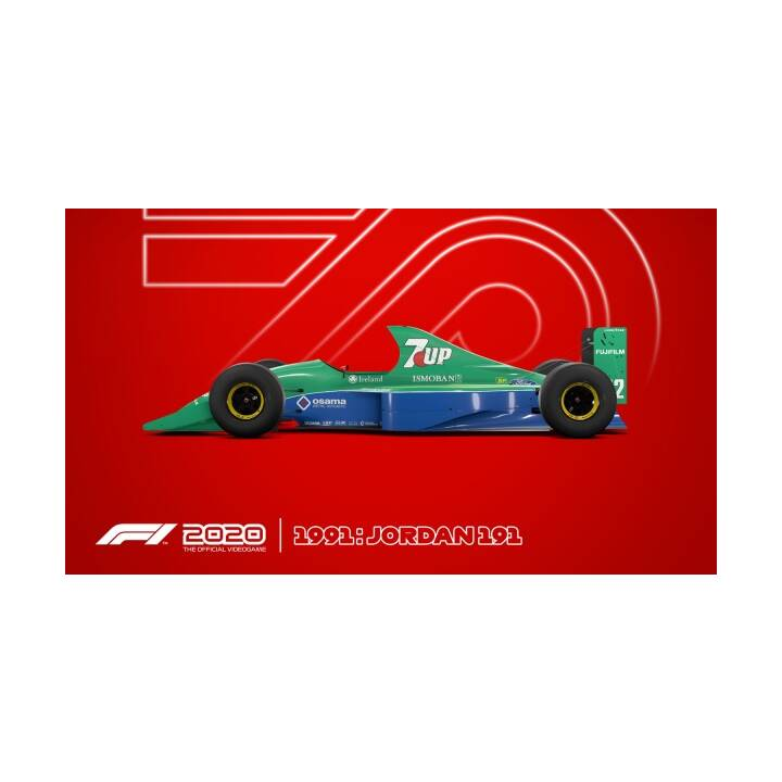 F1 2020 Schumacher Deluxe Edition (IT)