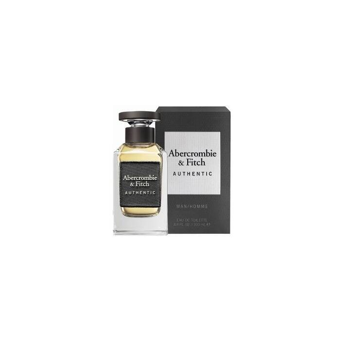 ABERCROMBIE & FITCH Authentic (100 ml, Eau de Toilette)