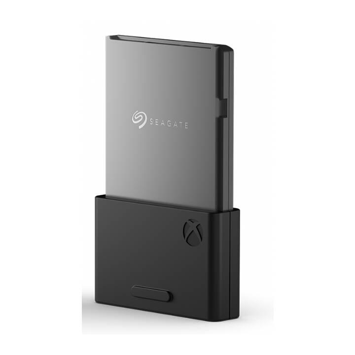 SEAGATE Storage Expansion Card for Xbox Series X | S (PCIe Gen4x2 NVMe, 1 TB, Schwarz)