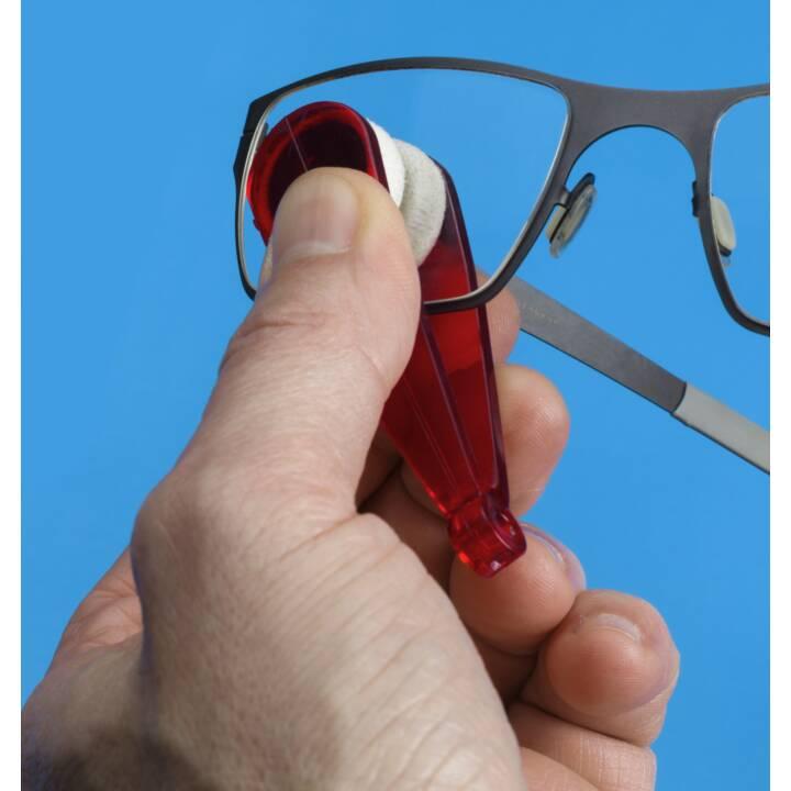 nettoyants pour lunettes