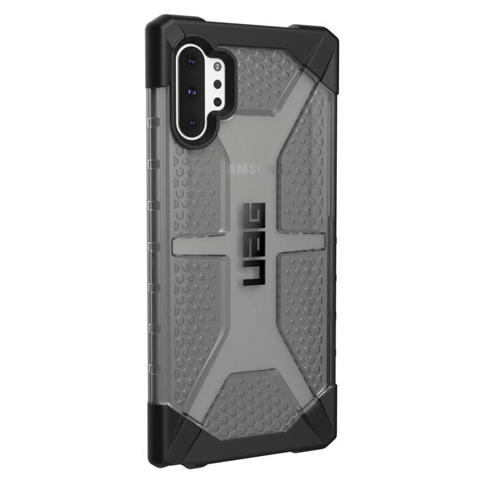 URBAN ARMOR GEAR Backcover Plasma Ash  (Galaxy Note 10 Plus, Nero, Grigio)
