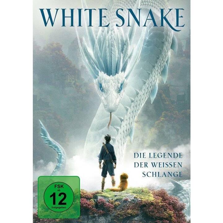 White Snake - Die Legende der weissen Schlange (DE)