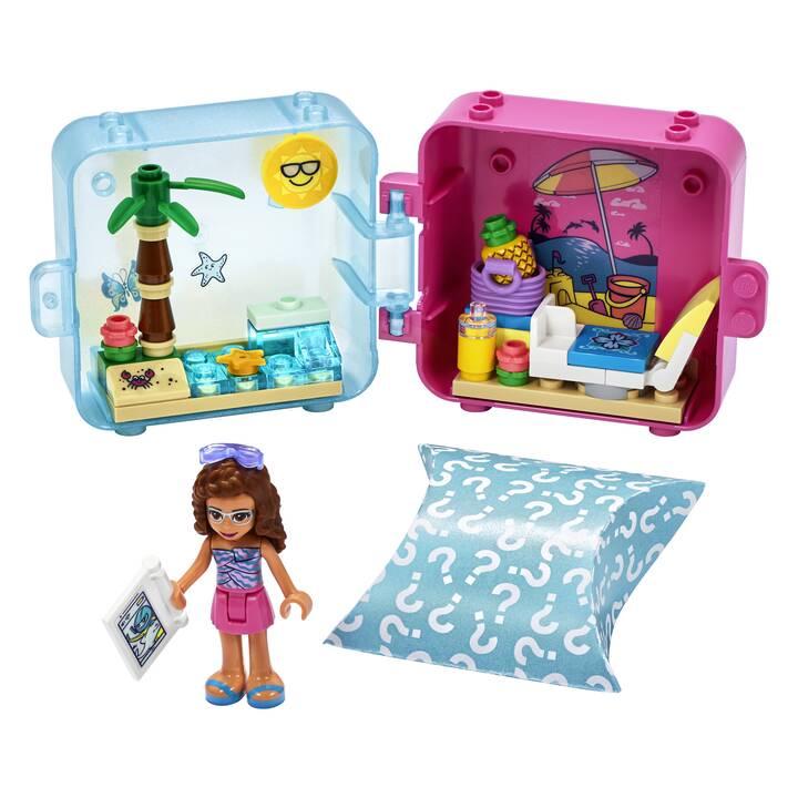 LEGO Friends Le cube de jeu d'été d'Olivia (41412)